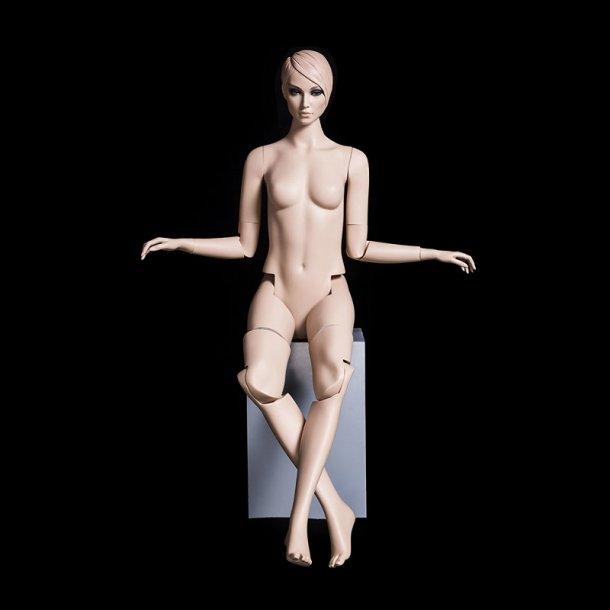 Petra (Natur) bevægelig mannequin