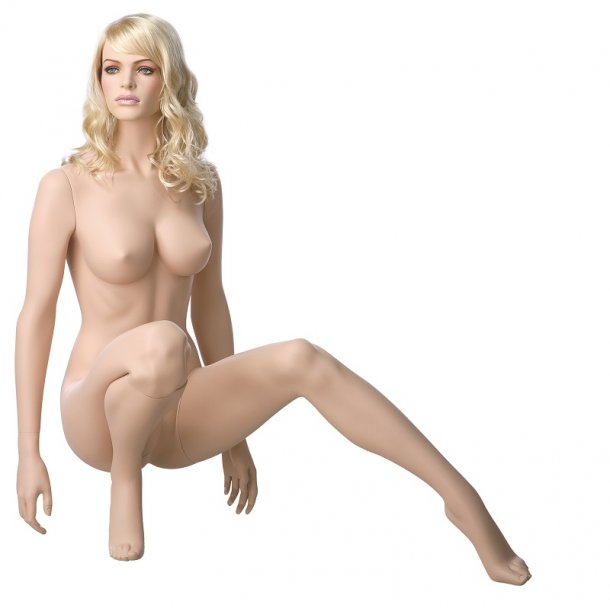 LADY Showgirl mannequin pos.11