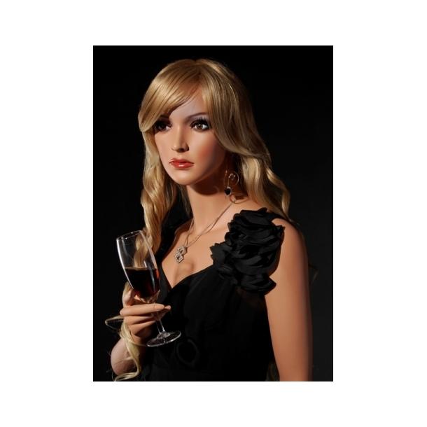 Jenny mannequin paryk