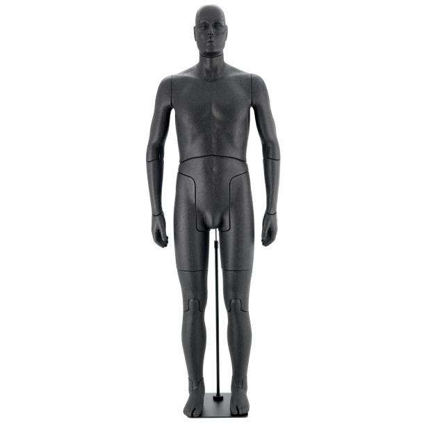 Justin bevægelig mannequin