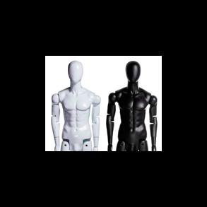 Bevægelige mannequiner