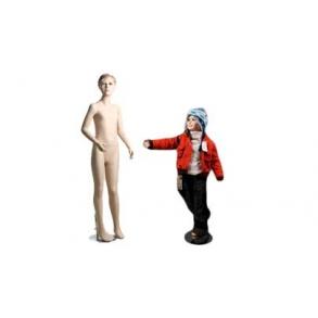 Teenage / Børne mannequiner