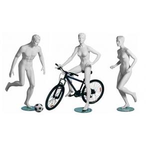 Sports mannequiner
