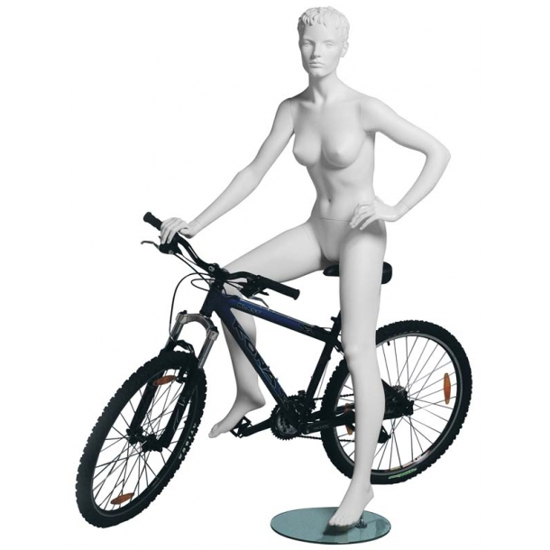 Lana  biker mannequin