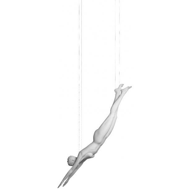 Lana diver mannequin