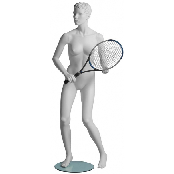 Lana tennis mannequin