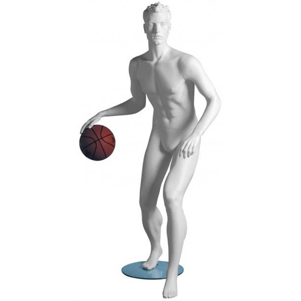 Mathew basketball mannequin