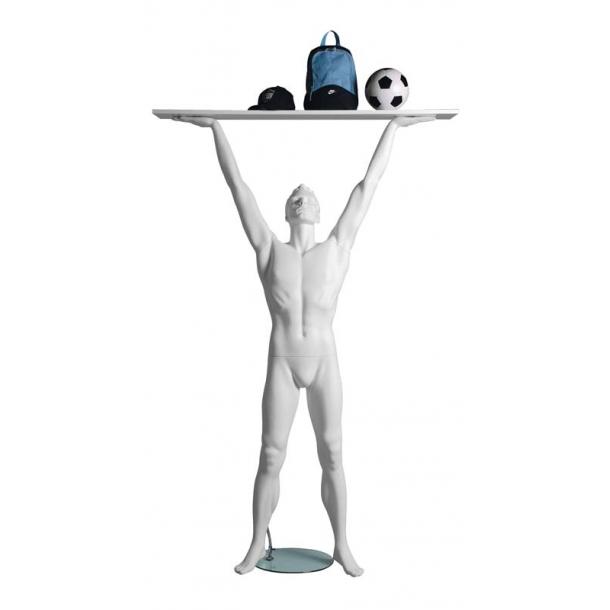 Mathew lifter mannequin