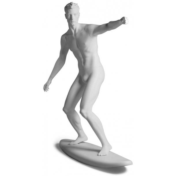 Mathew surfer mannequin
