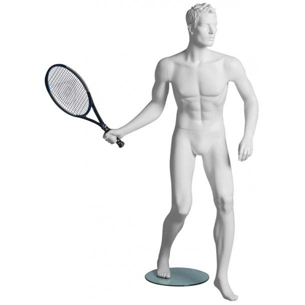 Mathew tennis mannequin