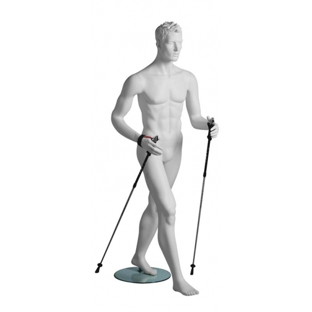 Mathew walker mannequin