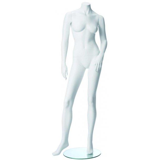 Irene hovedløs mannequin pos.1