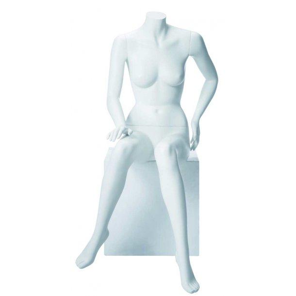 Irene hovedløs mannequin pos.5