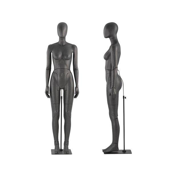 Audrey bevægelig mannequin